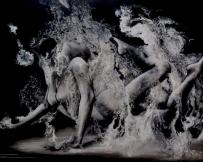 Alice Locoge - Tableaux : Nomades Danse macabre