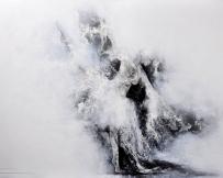 Alice Locoge - Tableaux : Nomades la ballerine 100x70 cm
