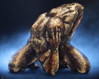 Alice Locoge - Tableaux : Nomades le silence est d'or 120x120 2011