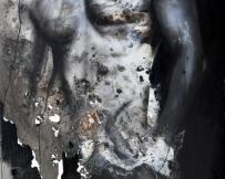 Alice Locoge - Tableaux : Nomades lui 60x80 cm